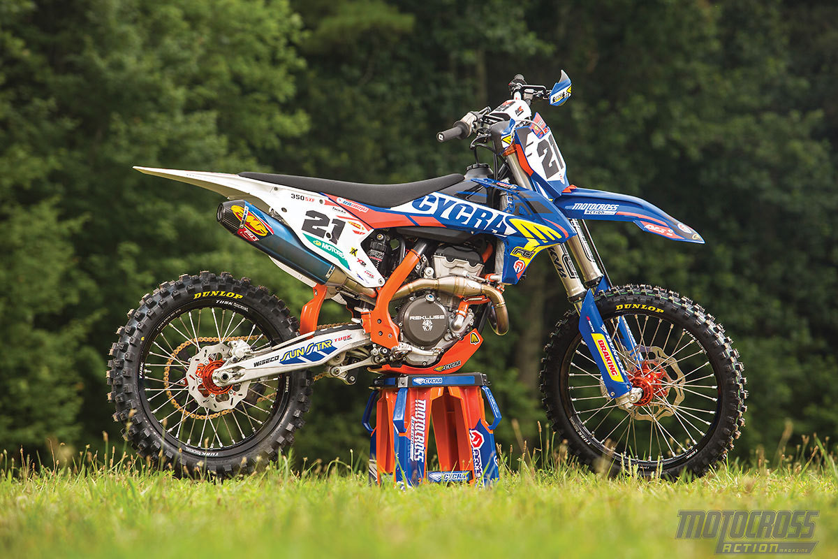 Troy Lee Designs Red Bull Ktm S Washougal Graphics Moto