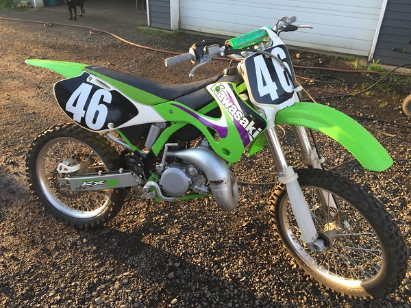 Need Bills Pipe expert for 99 kx125 - Old School Moto - Motocross