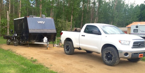 1 2 Ton Towable Toy Haulers