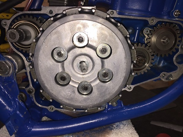 88 RM250 Clutch Issues - Tech Help/Race Shop - Motocross Forums