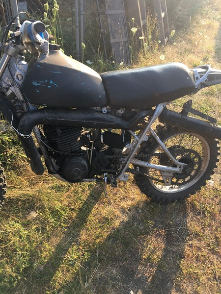 Help identifying Old Yamaha - Moto-Related - Motocross Forums