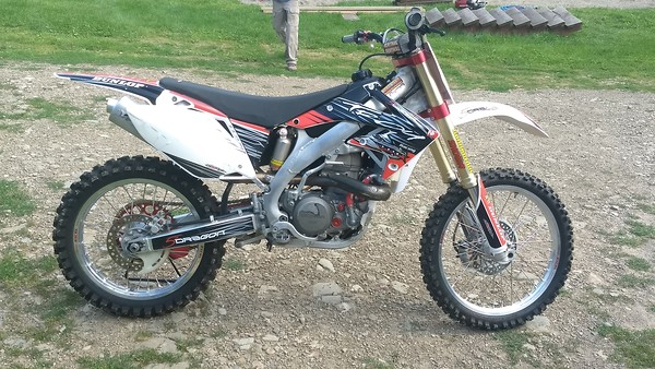 2018 CRF450R Bog Out/Die - Moto-Related - Motocross Forums / Message