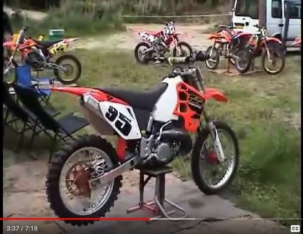 Updated Plastic for a CR500? - Old School Moto - Motocross Forums ...
