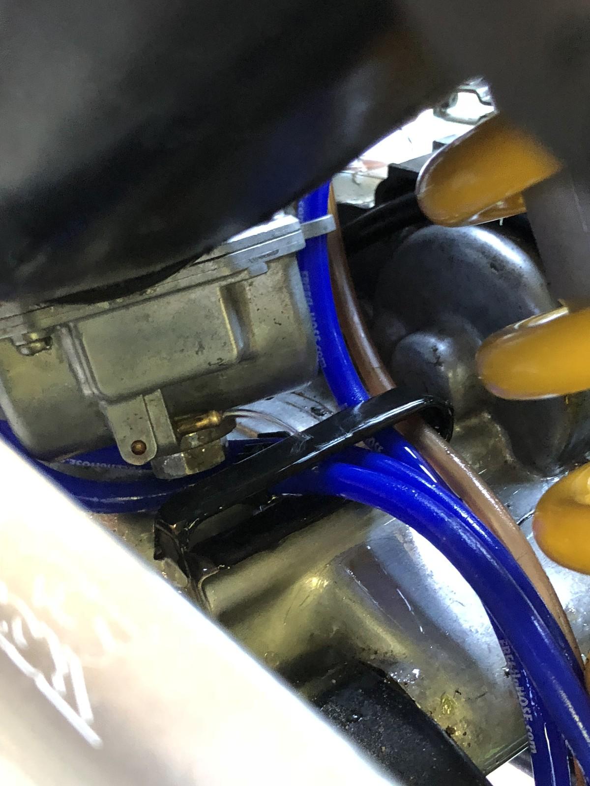97 yz125 carb fuel leak problems - Tech Help/Race Shop