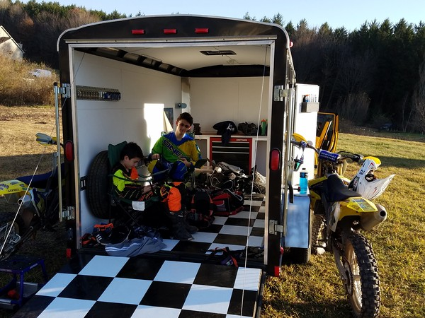 6x12 Trailer setups - Moto-Related - Motocross Forums