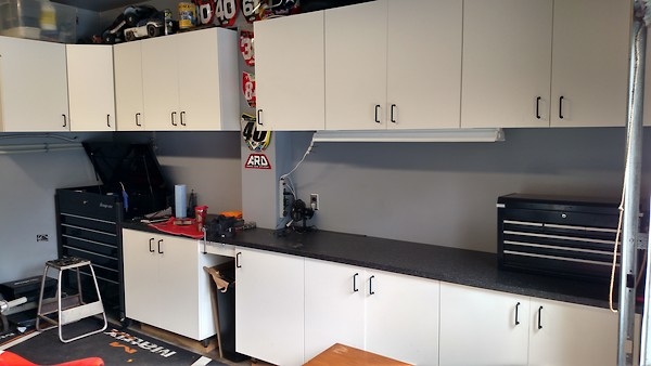 Magnificent Garage Workbenches Moto Related Motocross Forums Pdpeps Interior Chair Design Pdpepsorg
