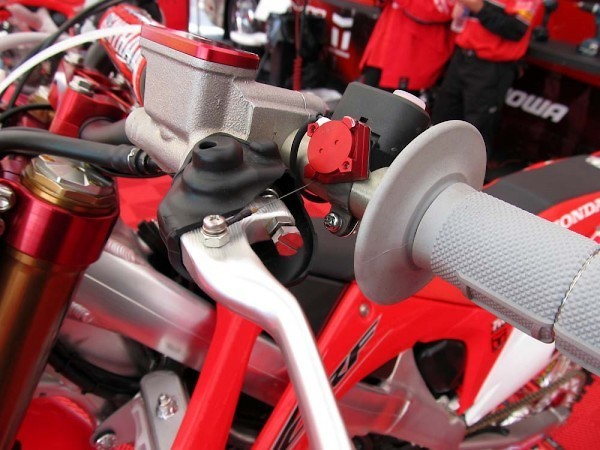 Hydraulic Clutch on Honda - Moto-Related - Motocross Forums
