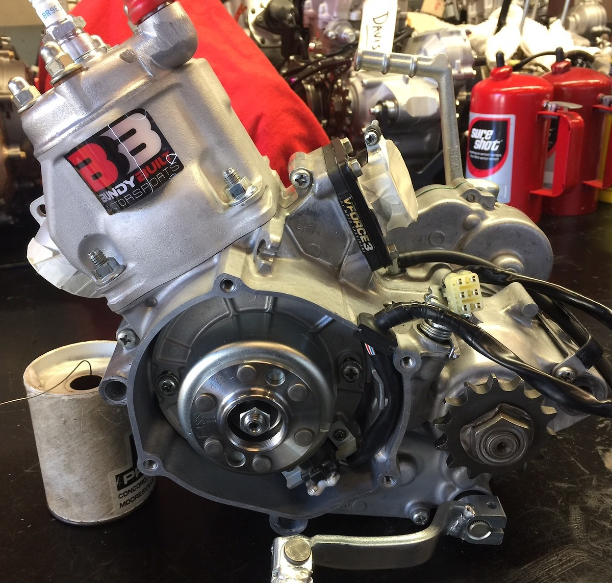 Yamaha yz super mini motor new for sale bazaar for Star motors mooresville nc