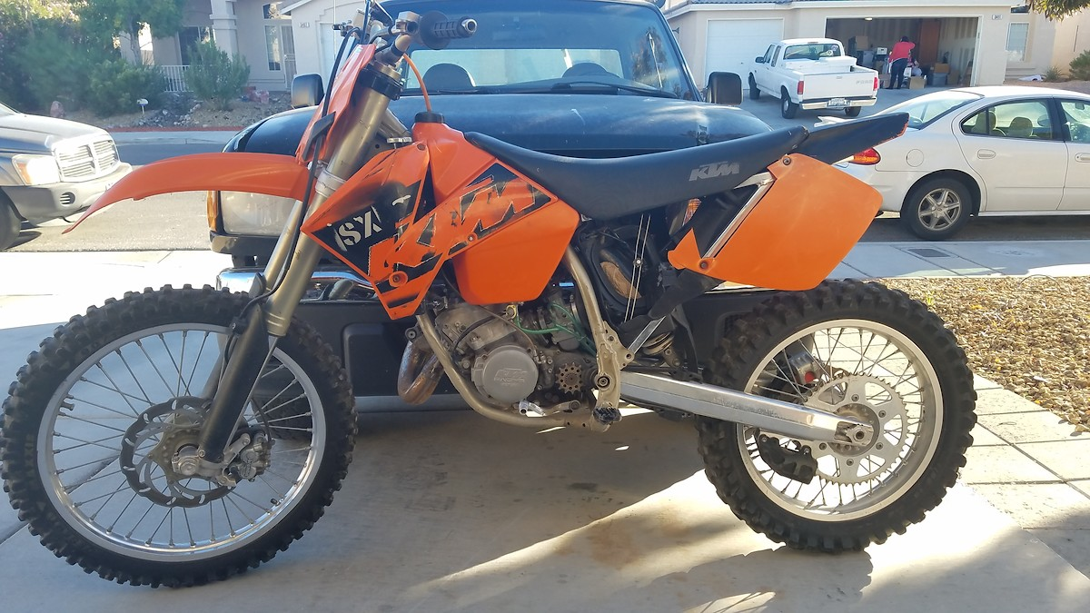 Ktm 125 Sx 2003 Manual Wiring Diagram Exc Six Days 200 Specifications And Pictures Bikezcom