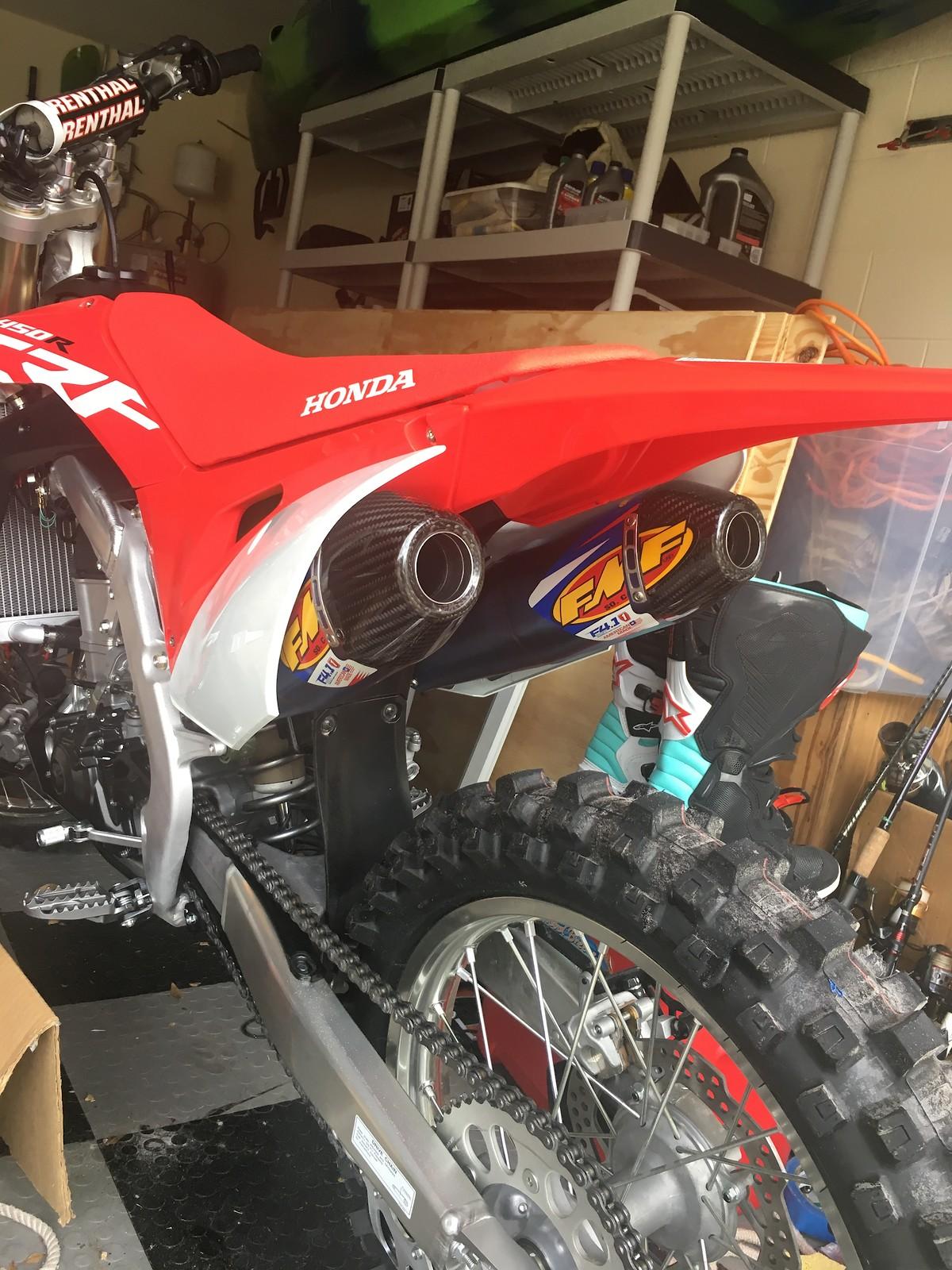 2018 Honda Crf450r Build Bike Builds Motocross Forums Message