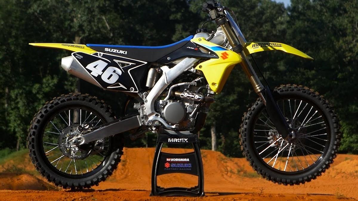 Lf 2018 Rm Z250 Seat Cover For Sale Bazaar Motocross