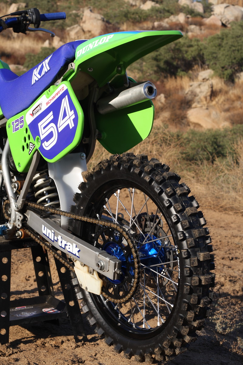 1986 KX125e1 - Bike Builds - Motocross Forums / Message ...