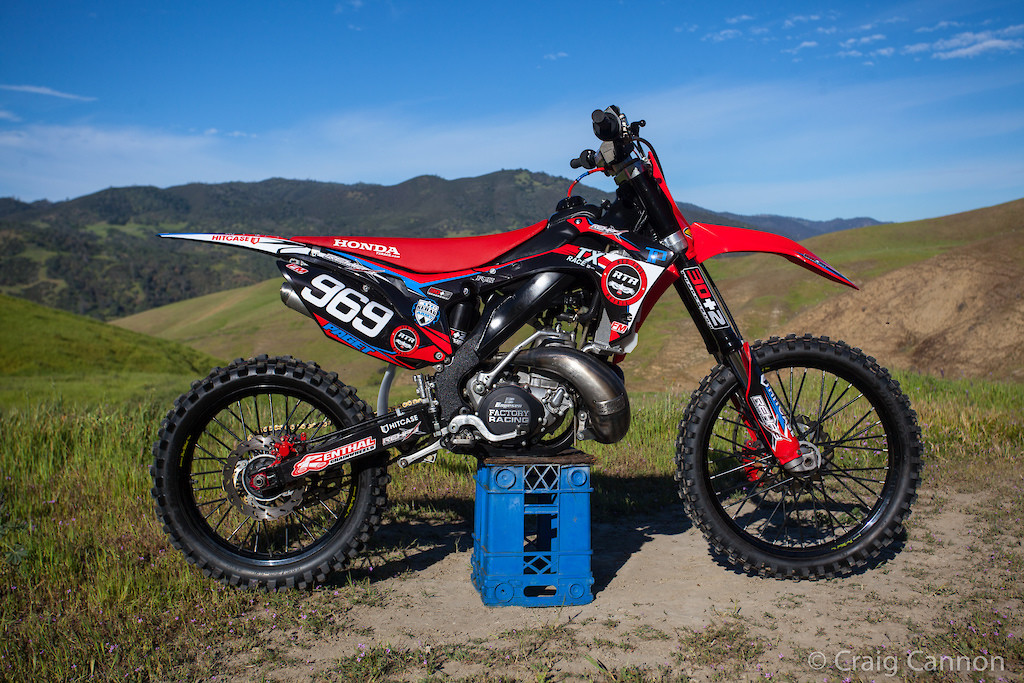 2002 2007 CR250 Love Hate About It Video Write Up To Follow