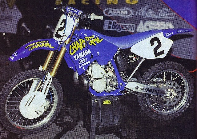 Craigslist find: 1998 Chaparral YZ250 - Moto-Related ...