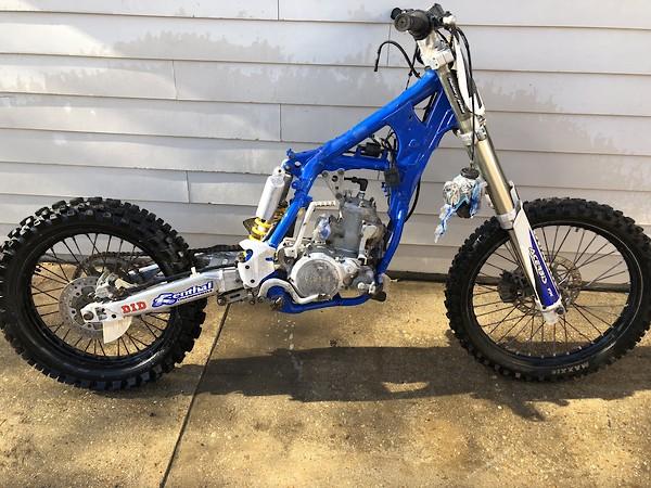 1995 Yamaha yz250 resto (Attention Engine Gurus!) - Bike Builds