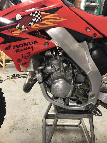 Question about 02 cr125 hpp swap  - Tech Help/Race Shop - Motocross
