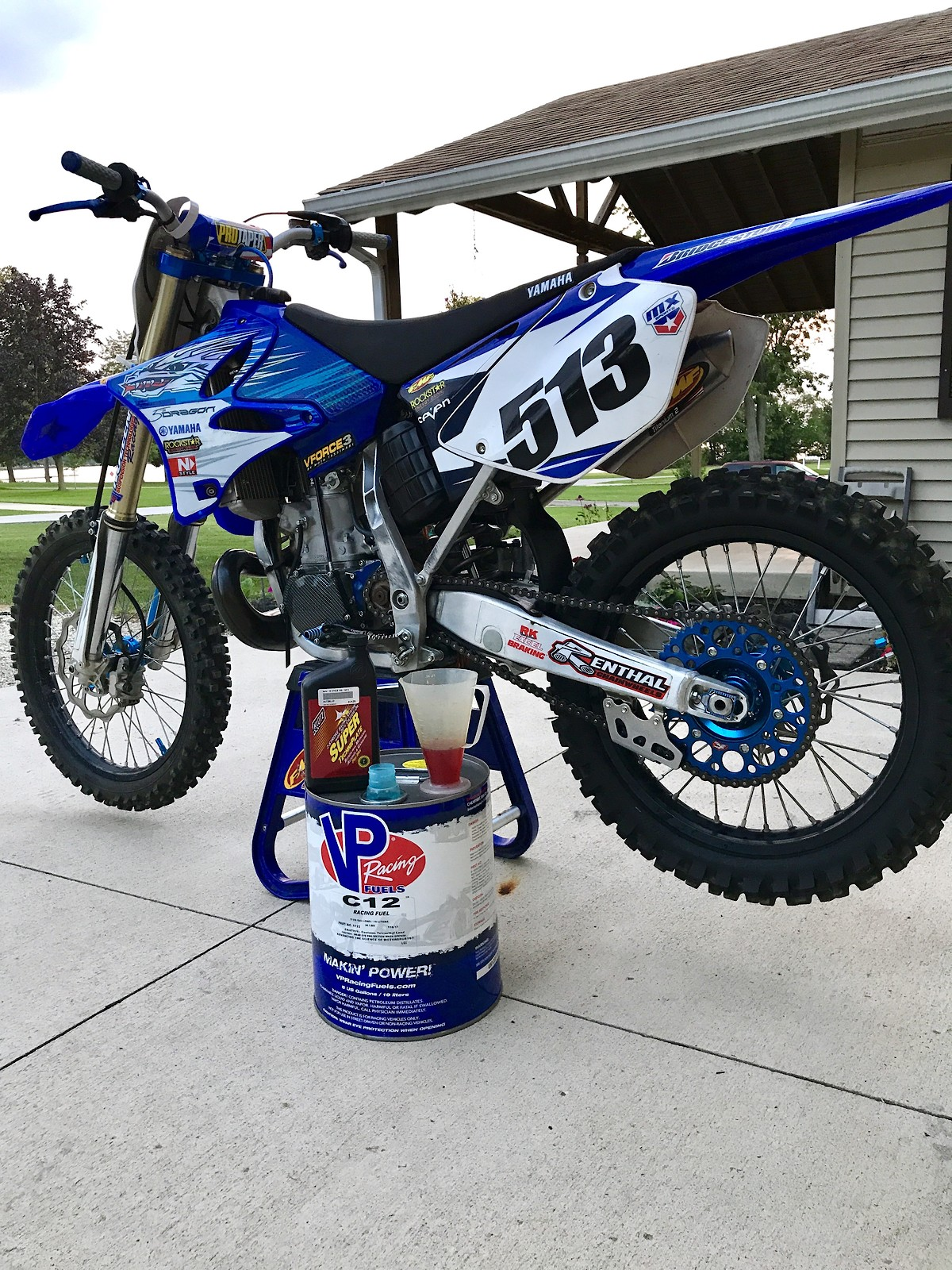 """Personally my dad and I have used this Klotz Super techniplate for as long  as I can remember. I will say this is the """"best"""" smelling two stroke oil  you can ..."""