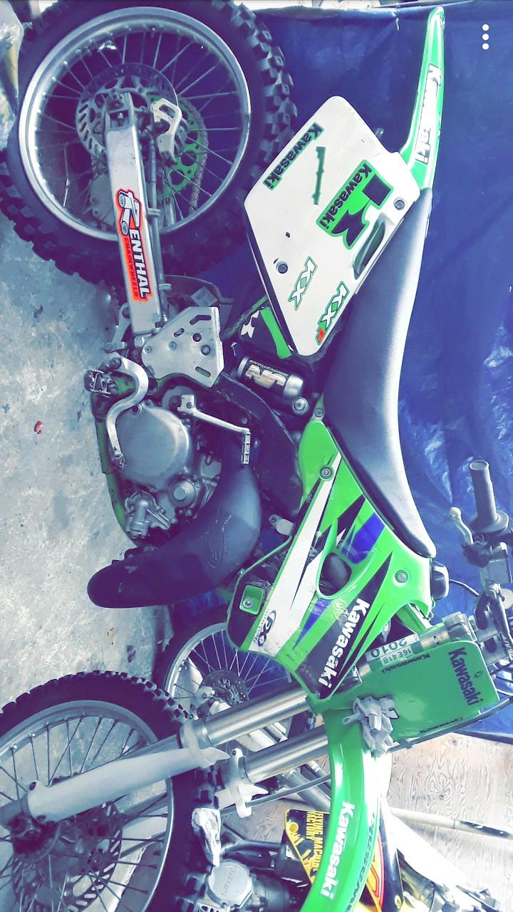 1994 kx125 restoration ideas   Bike Builds   Motocross Forums
