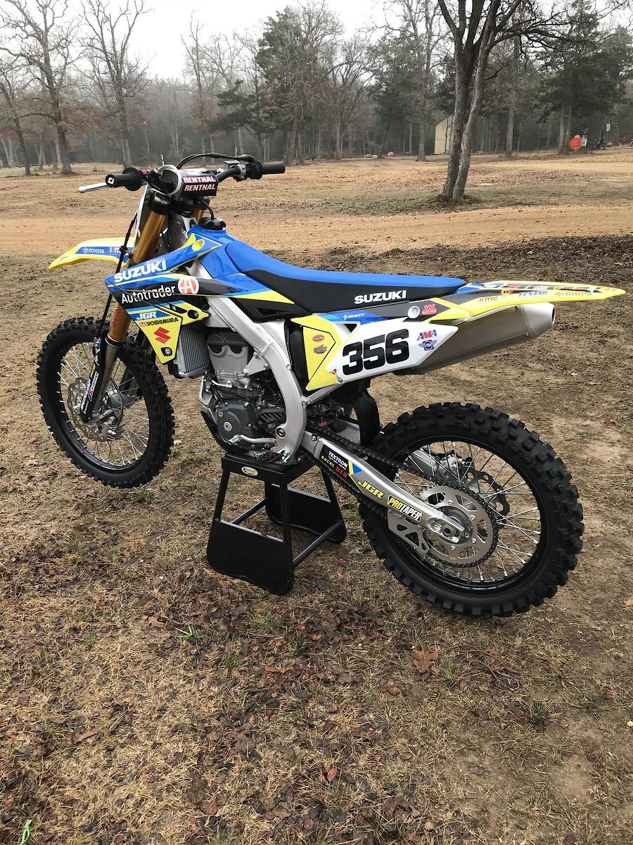 2018 Suzuki RMZ450 - Moto-Related - Motocross Forums / Message Boards -  Vital MX