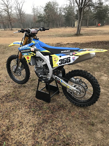 2018 Suzuki Rmz450 Moto Related Motocross Forums Message Boards Vital Mx
