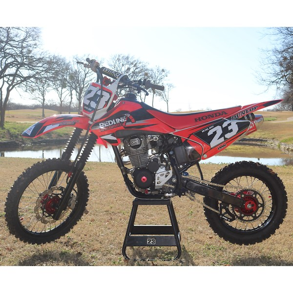 CRF150F/230F pitbike build - Bike Builds - Motocross Forums