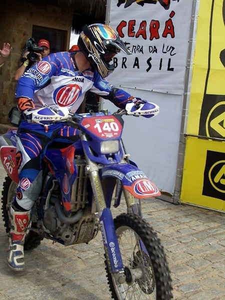 Who's the most succesful Off Road Racer to convert to MX? - Moto