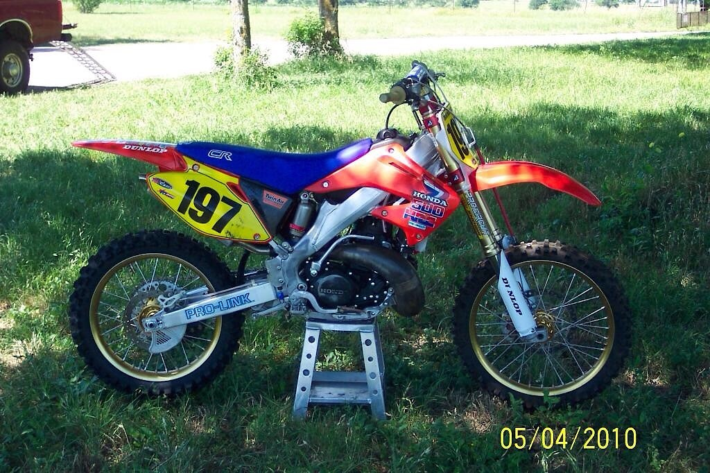 Honda cr 500 - Bike Builds - Motocross Forums / Message Boards ...