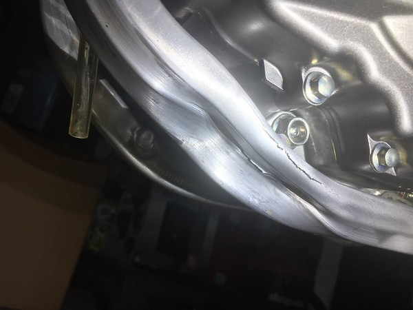 Frame repair help - Moto-Related - Motocross Forums / Message Boards
