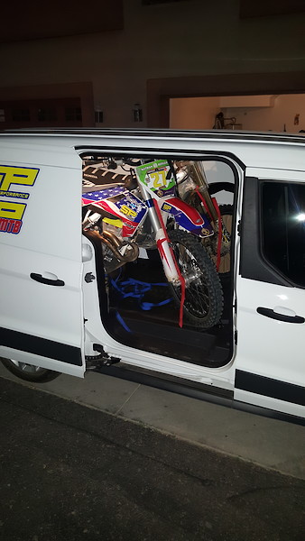 Ford Transit Connect? - Moto-Related - Motocross Forums