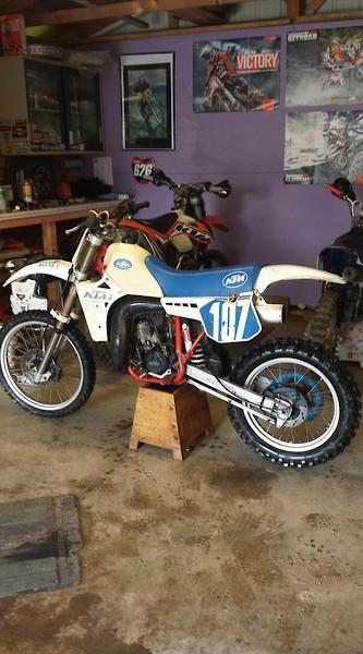 Gasket Set Full for 1985 KTM 250 MX