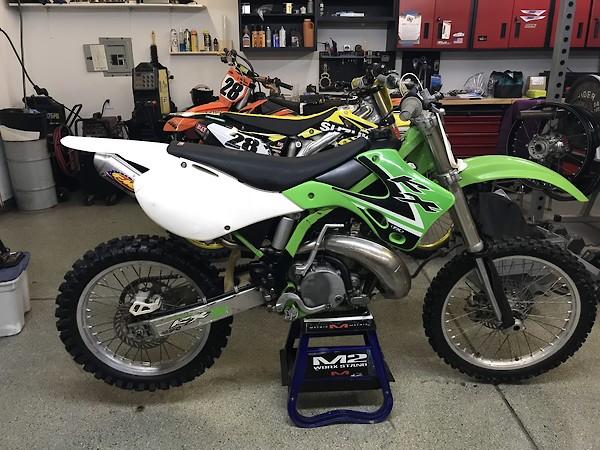 1999 KX 250 - Bike Builds - Motocross Forums / Message Boards - Vital MX