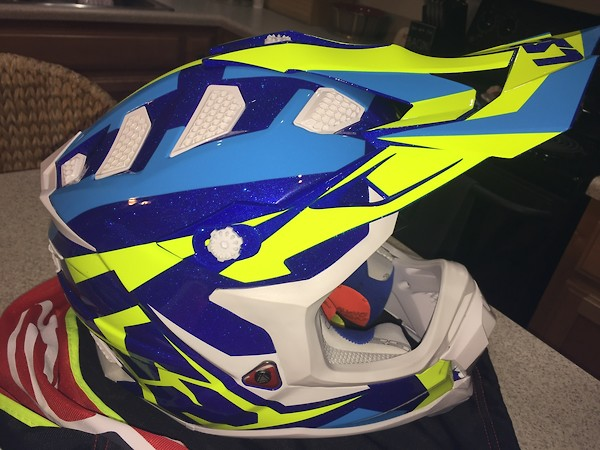 High flow helmets and goggles - Moto-Related - Motocross