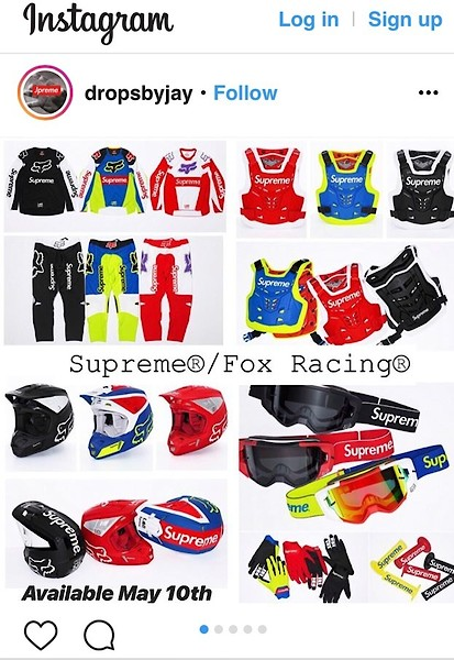 Fox X Supreme - Moto-Related - Motocross Forums / Message Boards