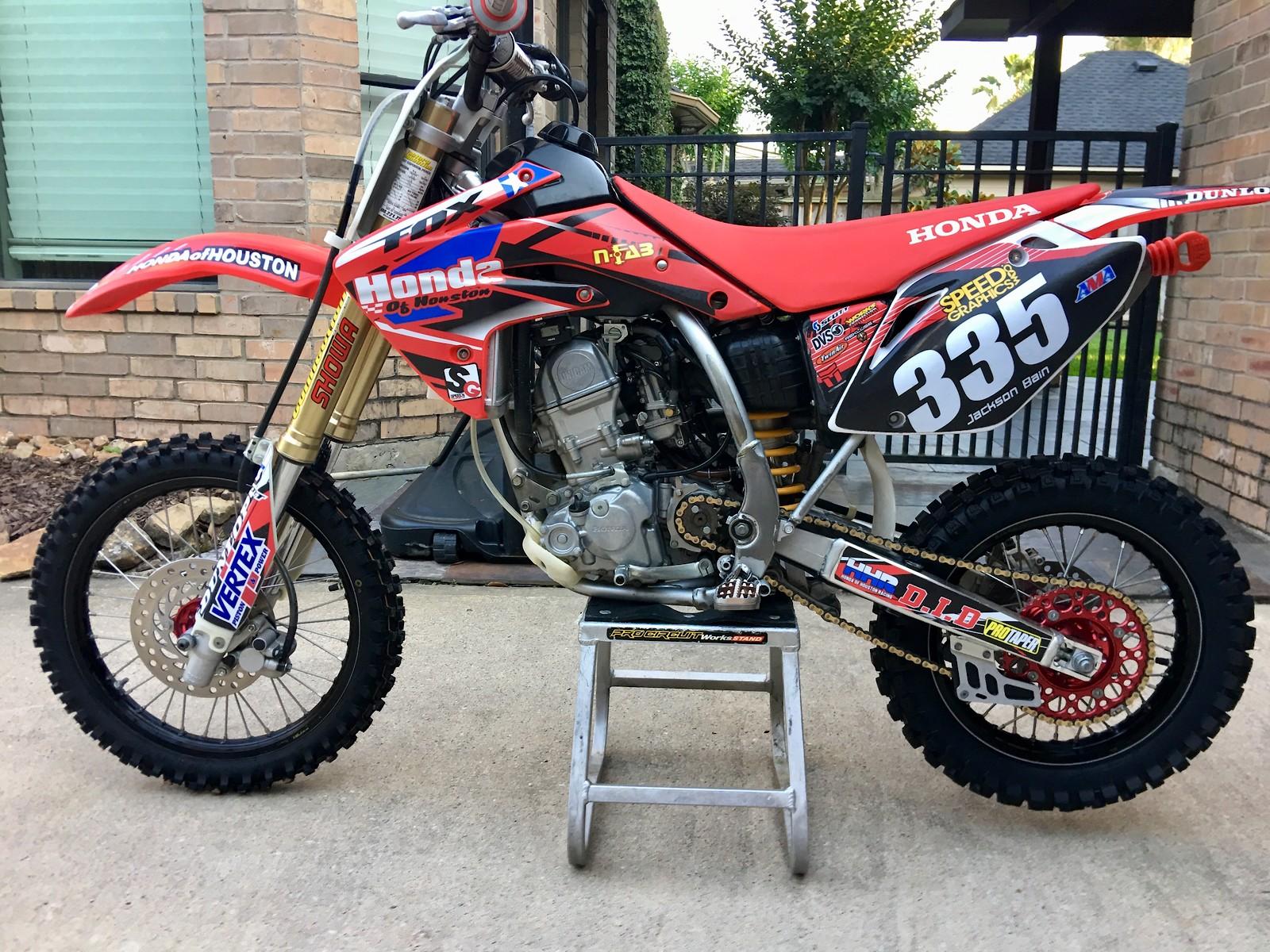 2014 Honda CRF150R For Sale For Sale Bazaar Motocross Forums