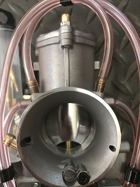 38mm Mikuni carb only 3hrs on it - For Sale/Bazaar