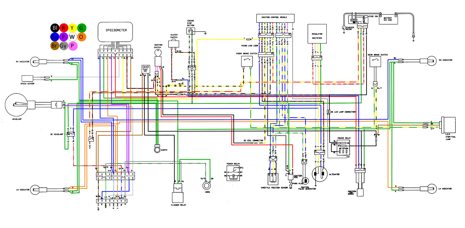 Magnificent Honda 150 Wiring Diagram Wiring Diagram Wiring Cloud Philuggs Outletorg