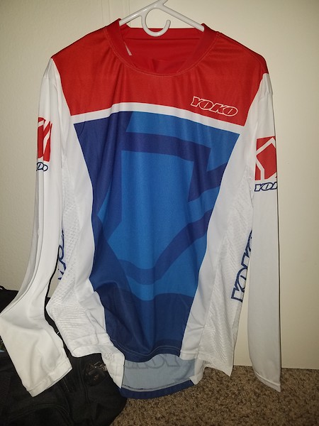 Figured I d share the 2018 Yoko Kisa Jersey that I just received from  Finland. The pants are nice too 0e8d05f12