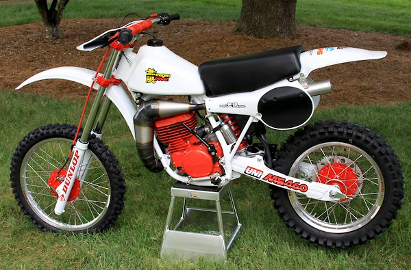 For Sale 2 Rare Unstarted Mugens Kitted Crs 1981 Honda
