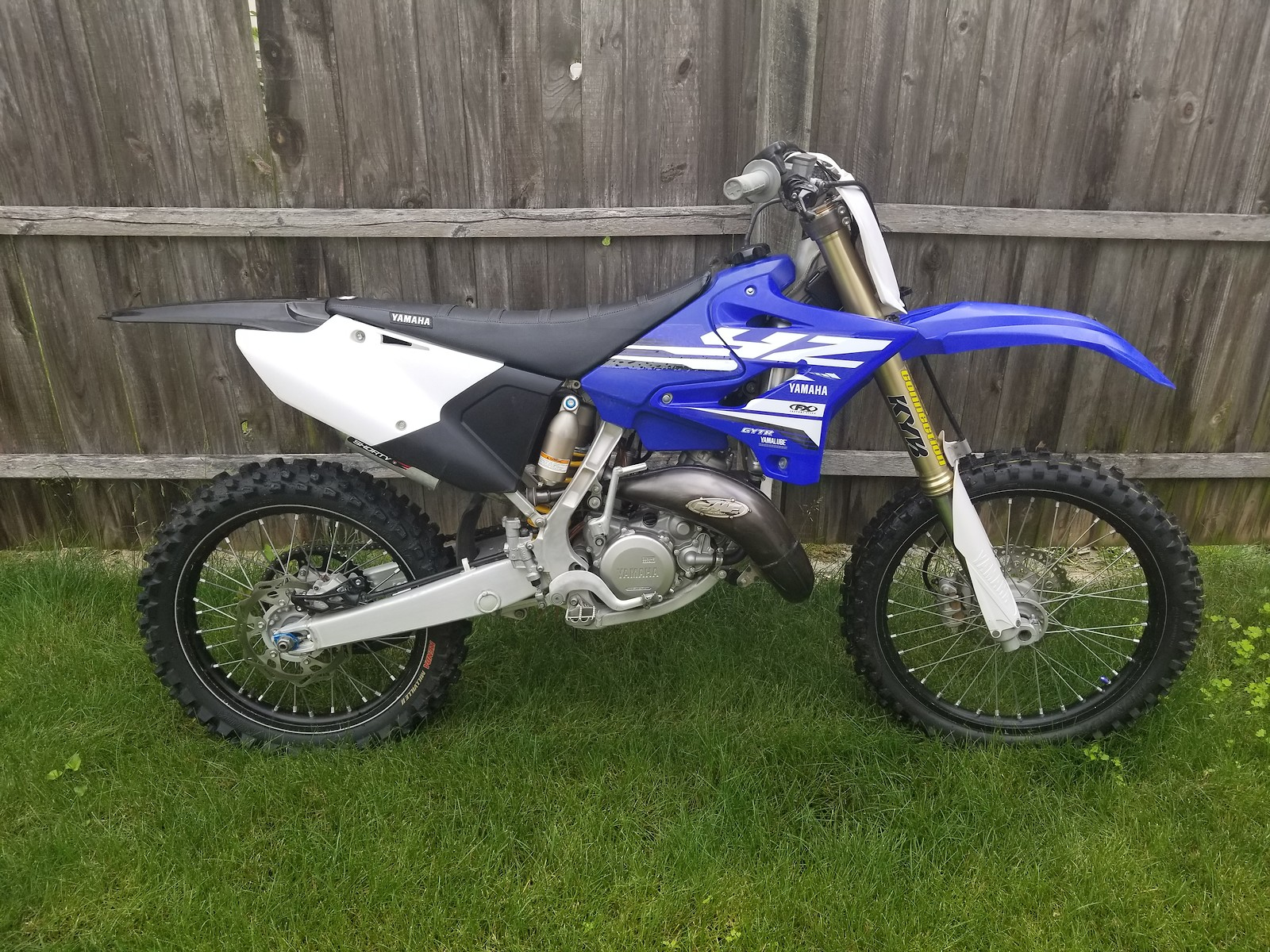2016 Yz125 For Has Minor Motor Mods That Can Run On Pump Gas 4200 Obo Message More Details