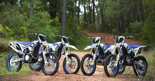2019 Sherco Motorcycles Released - Moto-Related - Motocross