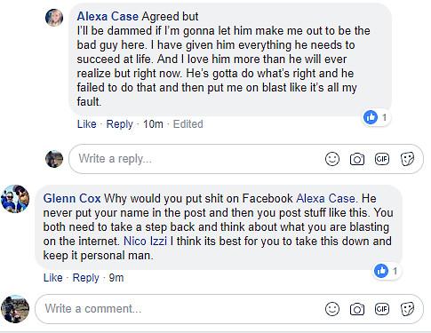 Nico Izzi Fb Rant With Girlfriend The Dumbgeon Motocross Forums