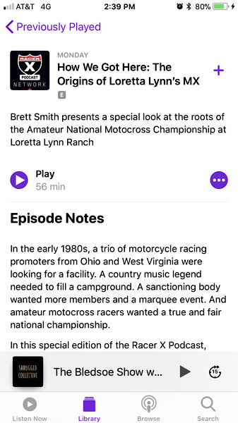How We Got Here - Moto-Related - Motocross Forums / Message