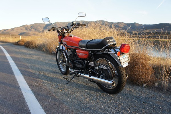 Yamaha RD-350 !! What do you think? - Moto-Related