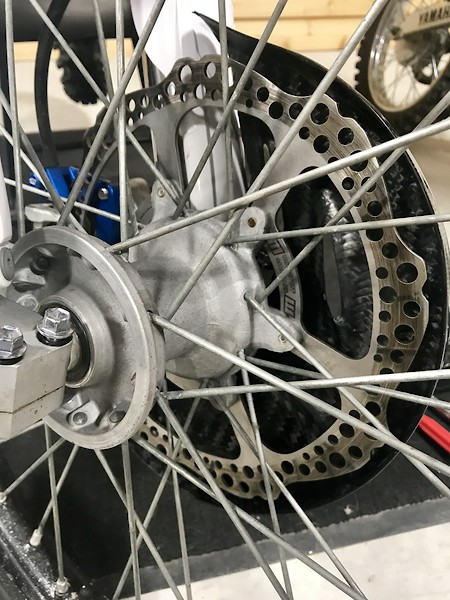young and stupid 2011 YZ250 (Rtech, swingarm swap, a kit