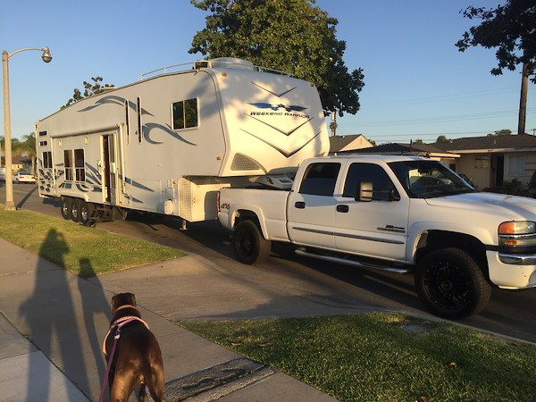Small Toy Hauler? - Moto-Related - Motocross Forums / Message Boards