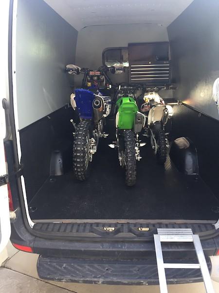 Post pics of your MOTO VAN - Moto-Related - Motocross Forums