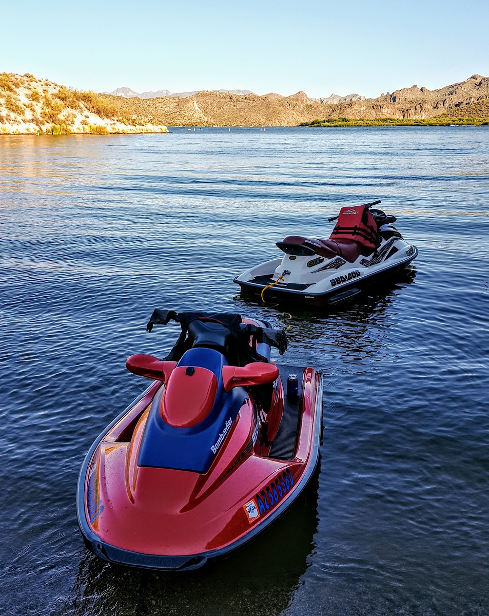 Jet skis and waverunners - Non-Moto - Motocross Forums
