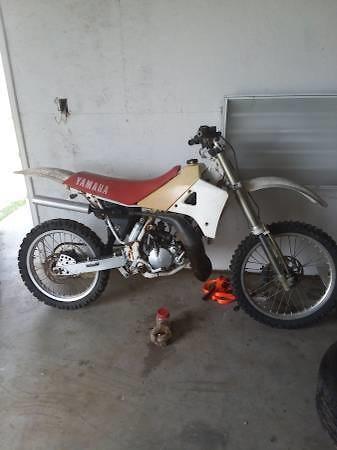 Older YZ125 Craigslist $250 - Old School Moto - Motocross