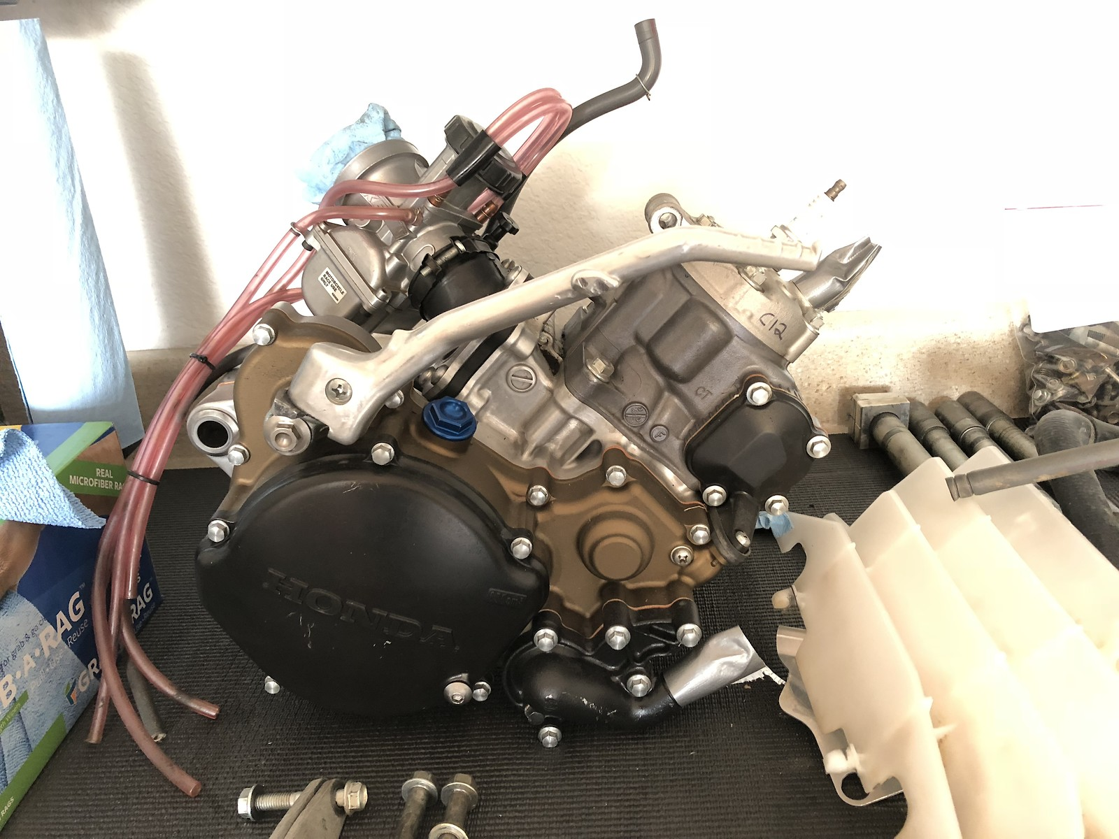 WANTED: 05-07 Honda CR125 engine or parts - For Sale/Bazaar