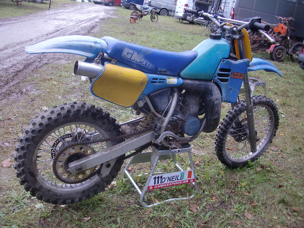 86 Maico - Old School Moto - Motocross Forums / Message